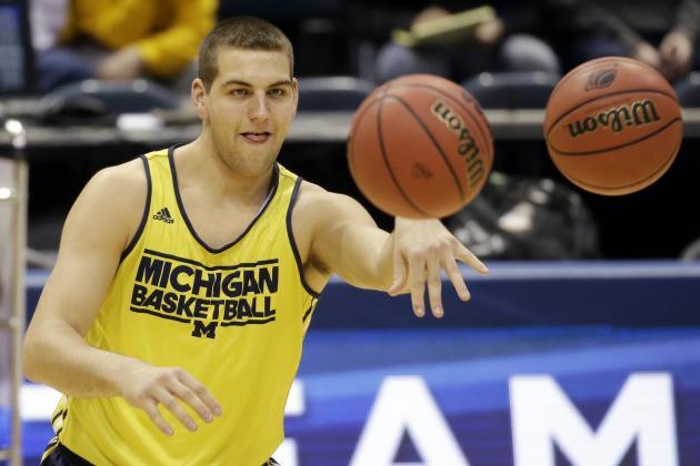Mitch McGary Headed to NBA After Marijuana Test Nets Him NCAA Ban