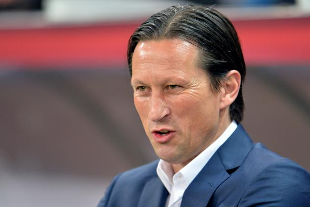 roger schmidt replaces sami hyypia as bayer leverkusen manager bleacher report. Black Bedroom Furniture Sets. Home Design Ideas