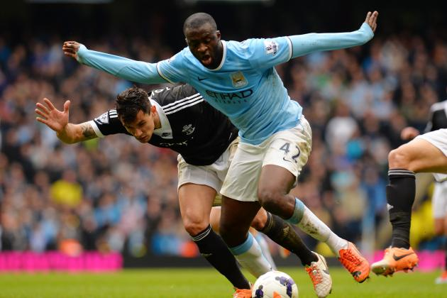 Swift Return of Yaya Toure is Vital for Manchester City in Premier League Chase