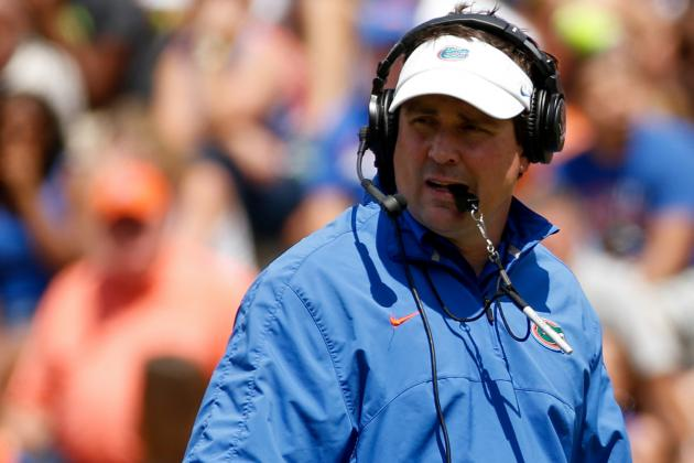 SEC Football Q&A: Florida Winning the East, Texas A&M's Defense and Breakout WRs