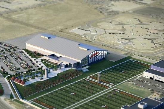 Construction at Broncos Headquarters Will Force Fans to Skip Camp
