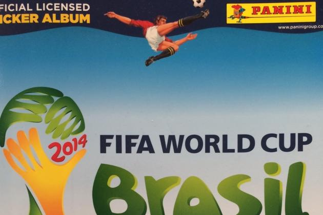 300,000 Panini World Cup Stickers Stolen in Daring Heist