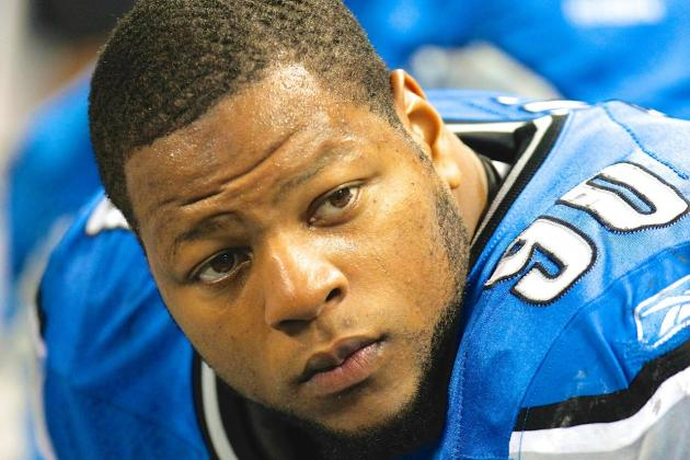 Detroit Lions Attempting to Trade Ndamukong Suh? If They Are, It's Smart