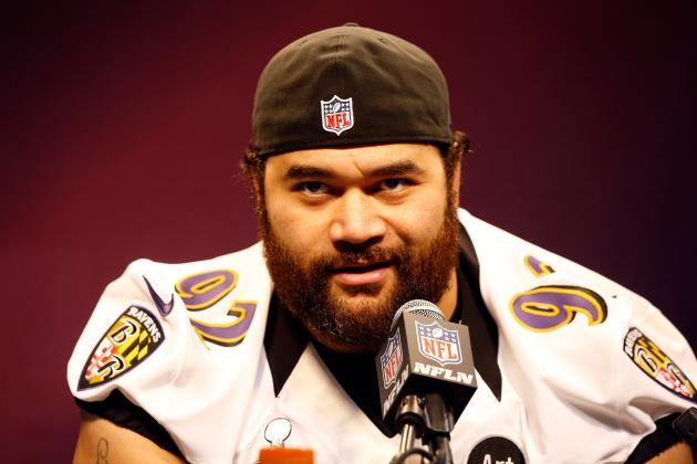 Ravens' Pre-Draft Depth Chart on Defense