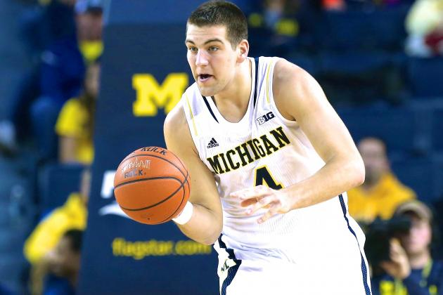 Mitch McGary Declares for 2014 NBA Draft Due to Failed Drug Test