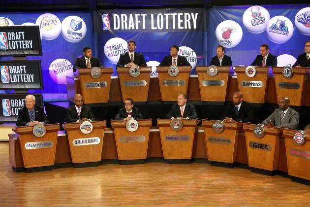 NBA Lottery 2014: Final Odds, Schedule, TV Info and More