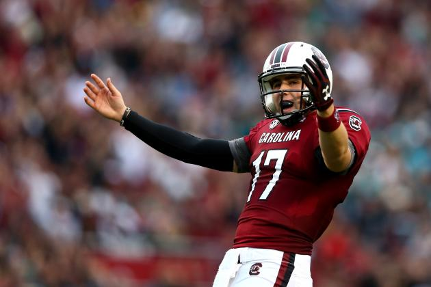 South Carolina Football: Can New Starting QB Dylan Thompson Be Successful?