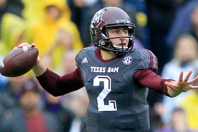 2014 NFL Draft: Why Teams Shouldn't Reach for QBs in Round 1