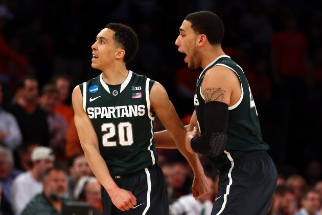 Michigan State Basketball: Spartans Players with Most to Prove in 2014-15