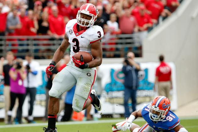 Georgia's Mark Richt Doesn't Believe Todd Gurley Needs a Heisman Campaign