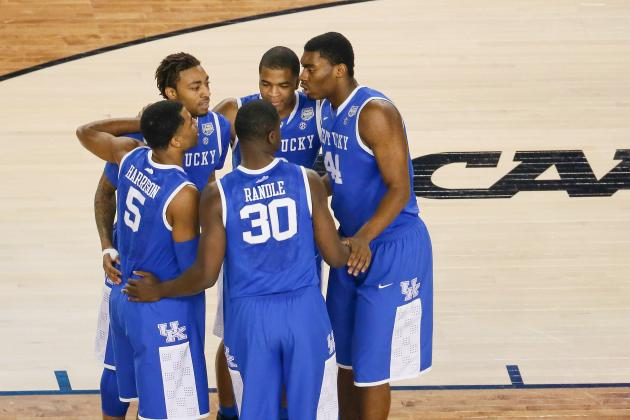 Debate: Predict Kentucky's Starting Lineup in 2014-15