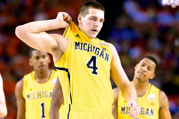 Michigan's Mitch McGary Is Going Pro Because of the NCAA—Also, Weed.