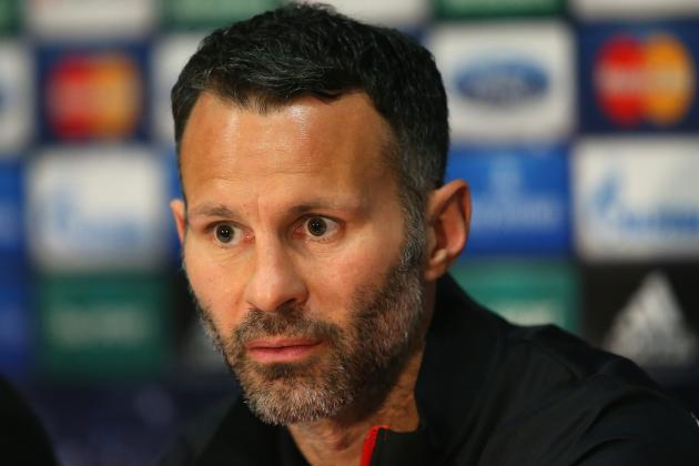 Ryan Giggs Is Already Showing He Can Be a Future Manchester United Manager