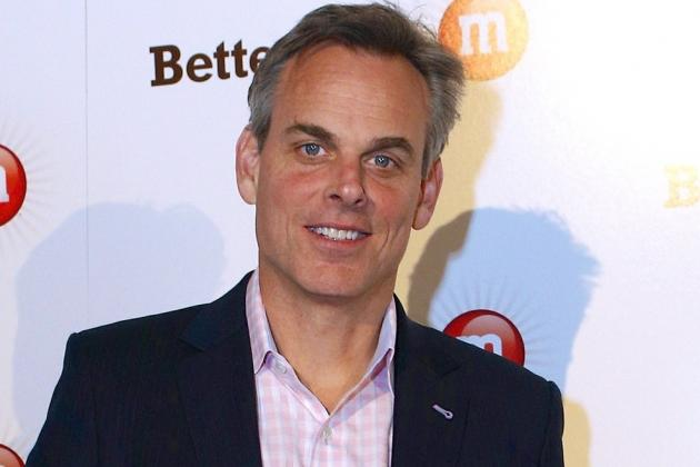 Colin Cowherd Says College Athletes Would Buy 'Weed and Kicks' with Salary