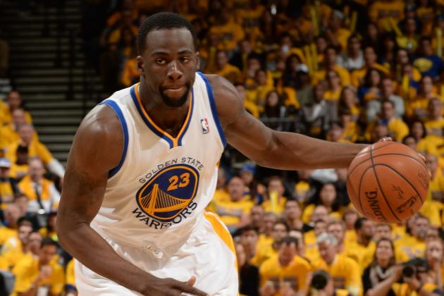 Draymond Green Deserves Share of Blame for Warriors' Playoff Struggles