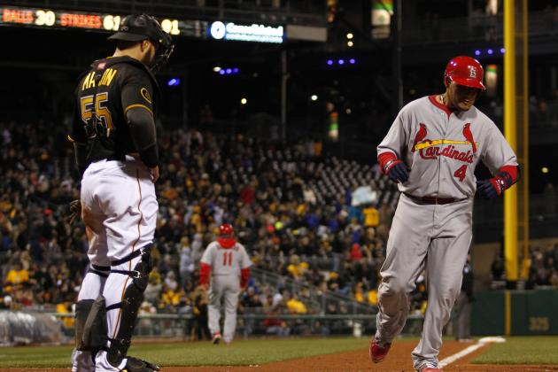 Series Preview: Cardinals vs Pirates April 25-27