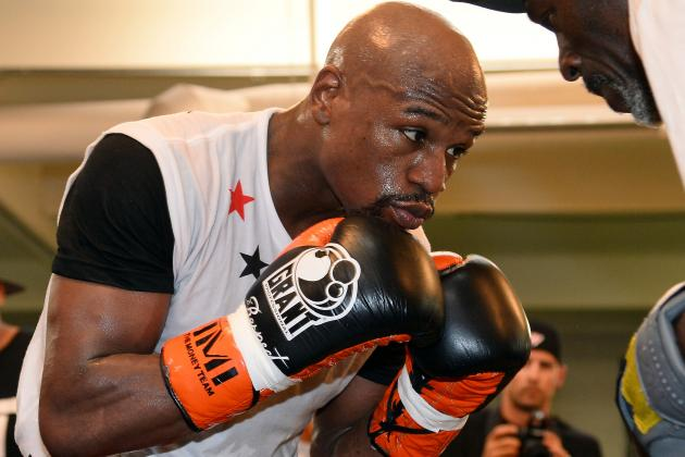 Floyd Mayweather's Biggest Keys to Maintaining Perfect Record vs. Marcos Maidana