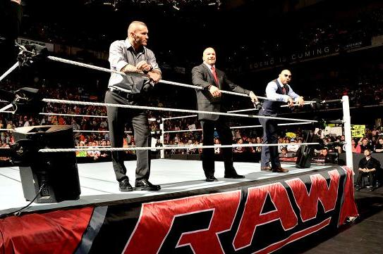 Evolution's Reunion Will Fall Flat in Feud vs. the Shield