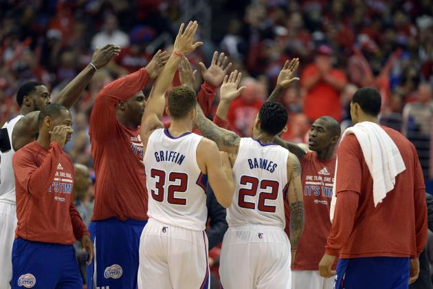 LA Clippers' Depth Is Now Perfectly Aligned with Team's Star Power
