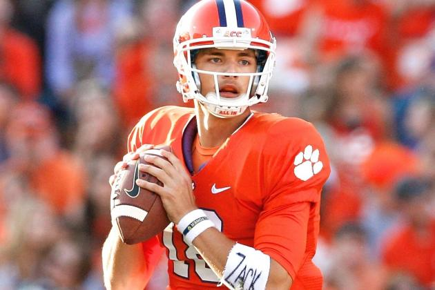 How a College Football Team Replaces the Best Quarterback in School History