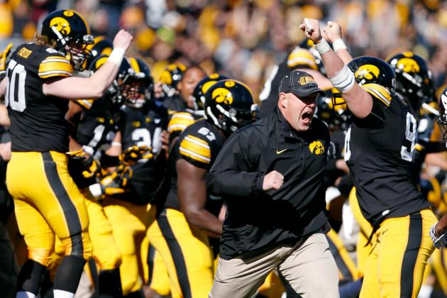 Spring Game Preview: Iowa