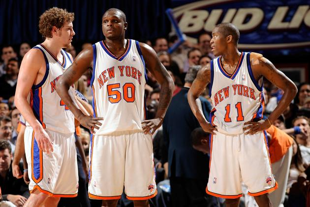 Isiah's Ex-Knicks Playing Key Roles in Playoffs