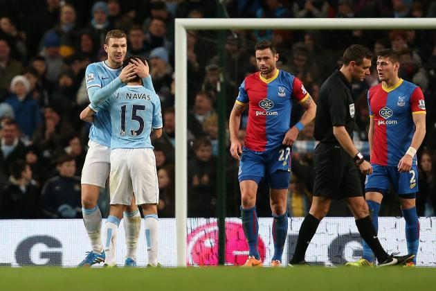Crystal Palace vs. Manchester City: Date, Time, Live Stream, TV Info and Preview