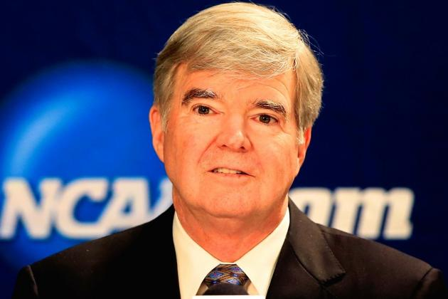 Love It or Hate It, Mark Emmert Is Just Doing His Job