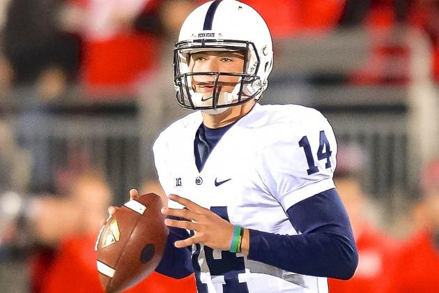 Penn State Football: James Franklin Dealing with Very Delicate Situation at QB