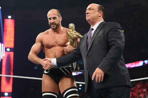 Cesaro Can't Remain in Limbo Between Babyface and Heel