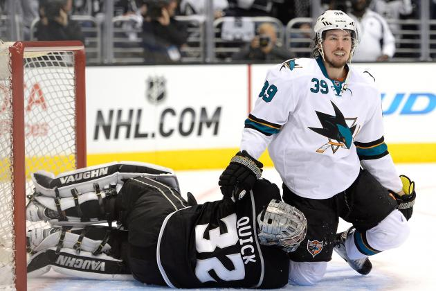 Purdy: Sharks Let Down on Defense, Give Kings Life
