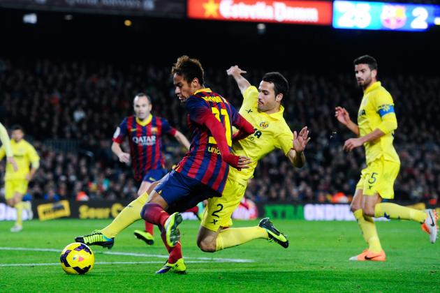Villarreal vs. Barcelona: Date, Time, Live Stream, TV Info and Preview