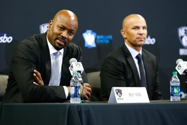 Nets GM Says He, Not Jason Kidd, Banished Lawrence Frank Earlier This Season
