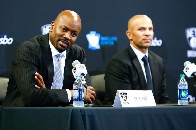 Nets GM Says He, Not Jason Kidd, Banished Lawrence Frank Earlier This Season