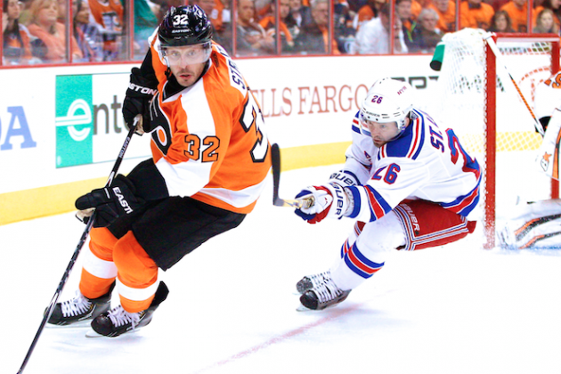 New York Rangers vs. Philadelphia Flyers Game 4: Live Score and Highlights