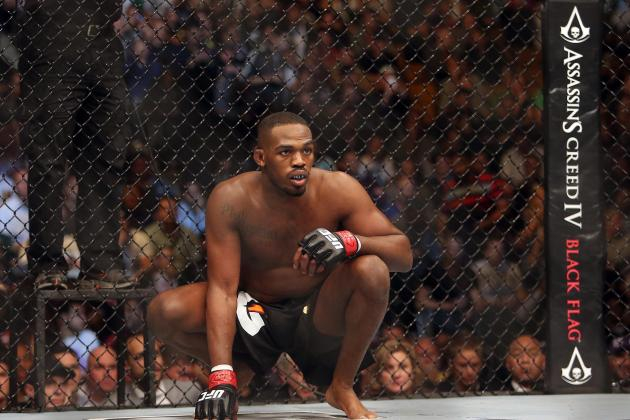 UFC 172 Start Time: Match Card and Predictions for Jon Jones vs. Glover Teixeira