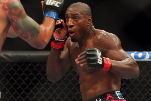 Phil Davis: It's Time to Walk the Walk at UFC 172