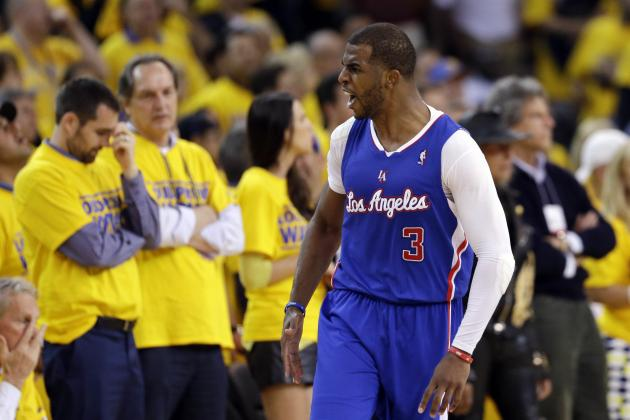 Doc Rivers Calls Chris Paul the Best Defensive Point Guard 'Maybe Ever'