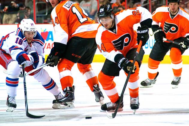 Rangers vs. Flyers: Game 4 Score and Twitter Reaction from 2014 NHL Playoffs