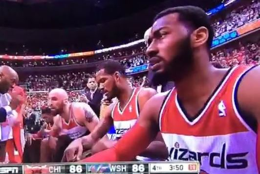 ESPN Cameras Pick Up John Wall Dropping F-Bomb During Wizards Huddle