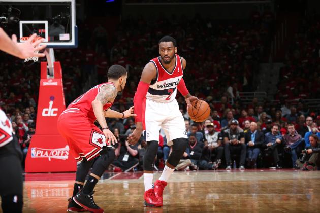 Chicago Bulls vs. Washington Wizards: Live Score and Analysis for Game 3