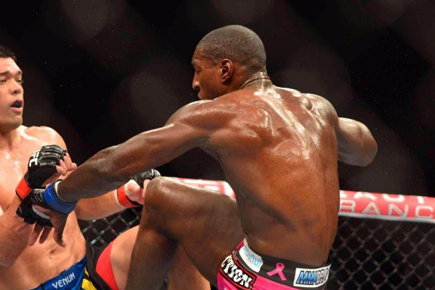 Davis vs. Johnson: Keys for Both Fighters in UFC 172 Light Heavyweight Bout