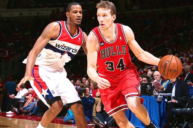 Bulls vs. Wizards: Game 3 Score and Twitter Reaction from 2014 NBA Playoffs