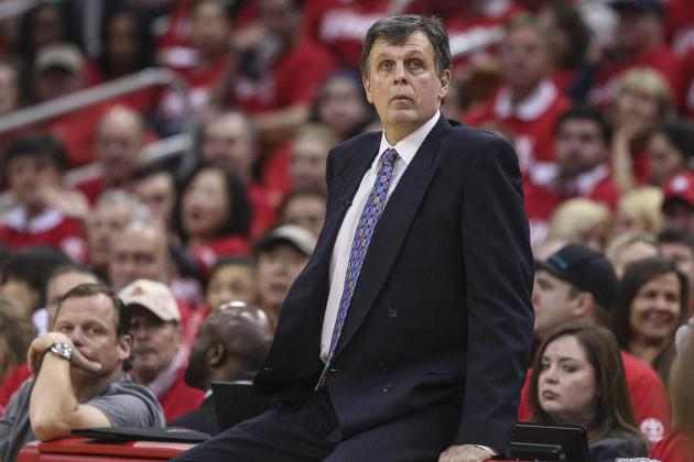 Support for Kevin McHale Reportedly Strong Despite Rockets' Playoff Struggles