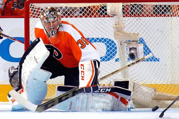 Steve Mason's Magic Isn't a Lasting Recipe for Success as Flyers Eye 2 More Wins