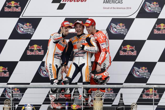 Argentine Grand Prix 2014: MotoGP Race Schedule, Live Stream and Top Riders