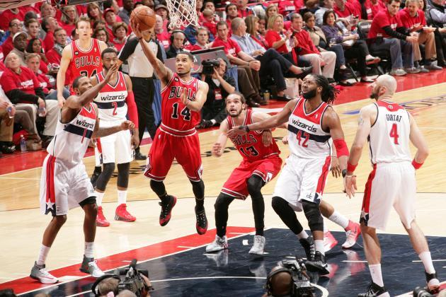 Rapid Reaction: Bulls 100, Wizards 97