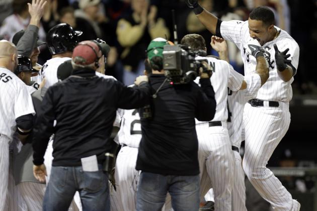 Jose Abreu Hits Walk-off Grand Slam in 9th to Lead White Sox Past Rays
