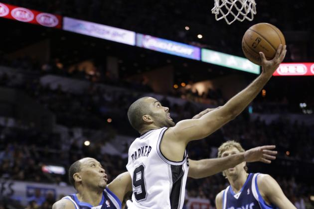 Gregg Popovich Wants Tony Parker to Shoot More Against Mavericks in Game 3