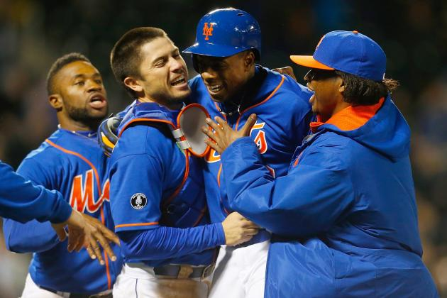 Mets Beat the Odds in Bottom of the Ninth
